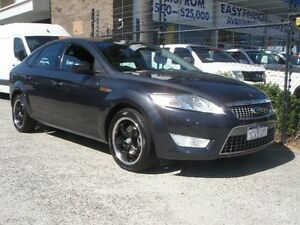 2008 Ford Mondeo MA TDCi Grey 6 Speed Automatic Hatchback Wangara Wanneroo Area Preview