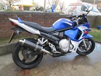 Suzuki GSX 650 FK8 GSXF650 SPORTS TOURING MOTORCYCLE