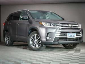2018 Toyota Kluger GSU50R GXL 2WD Grey 8 Speed Sports Automatic Wagon Maddington Gosnells Area Preview