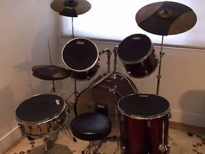 Full Drum Kit Avalon Pittwater Area Preview