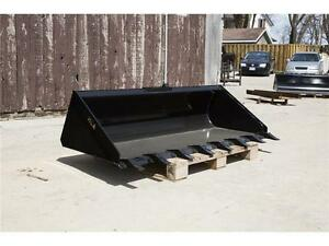 NEW HEAVY DUTY SKID STEER HLA STANDARD DIRT TOOTH BUCKET