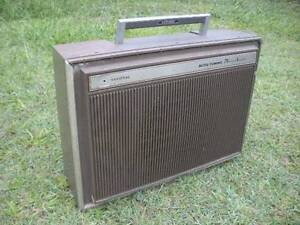 Working National Portable Amp $50 Albion Brisbane North East Preview