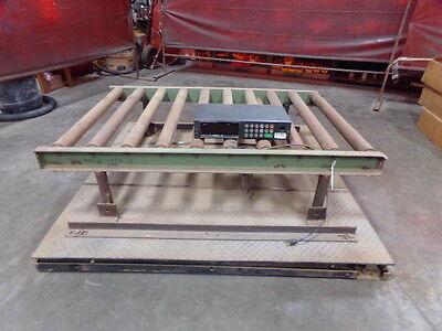 Toledo Pallet Scale 20000 Lb Capacity Model 8132