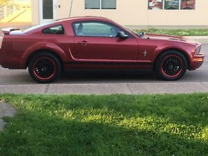 2006 Ford Mustang BLACK LEATHER Coupe (2 door)
