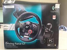 Logitech Driving Force GT Broken Head Byron Area Preview