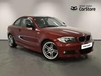 2013 BMW 1 SERIES COUPE SPECIAL ED