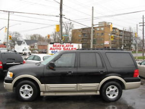 **2005 Ford Expedition Eddie Bauer Edition** Cert & E-tested
