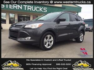 2015 Ford Escape SEL ~ LEATHER ~ Lo Kms ~ Backup Cam ~ $159 B/W