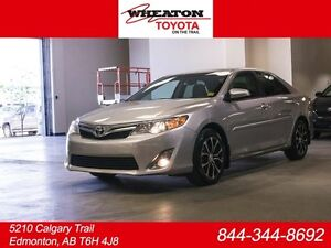 2014 Toyota Camry XLE, 3M Hood, Remote Starter, Navigation, Leat