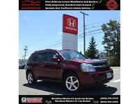 2007 Chevrolet Equinox LT, Very well equipped