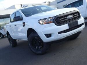 2018 Ford Ranger PX MkIII 2019.00MY XL Pick-up Double Cab 4x2 Hi-Rider White 6 Speed Strathmore Heights Moonee Valley Preview