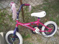 TODDLER BIKE MAYBE 3 YEAR OLD OR 4