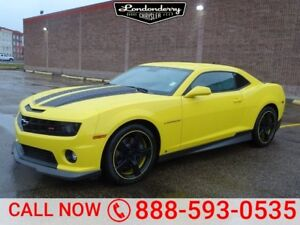 2010 Chevrolet Camaro SS LS3 Accident Free,  Leather,  Heated Se