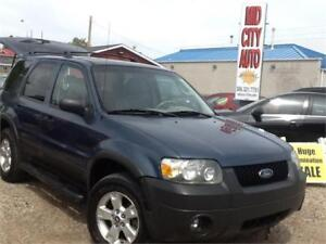 2005 Ford Escape XLT $3300 MIDCITY 1831 SASK AVE