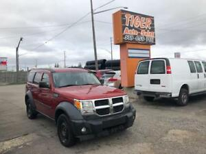2007 Dodge Nitro SE**GOOD CONDITION**AS IS SPECIAL
