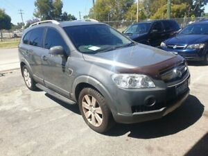 2010 Holden Captiva LX (4X4) 7 seater Wagon Auto Diesel Turbo Midland Swan Area Preview