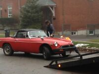 1976 MGB Convertible for sale $1200.00 OBO