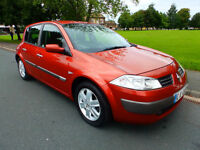 2004 53'reg Renault Megane 1.5dCi Dynamique**Air Con/ Alloys**