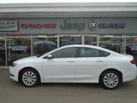2015 Chrysler 200 LX DEMO PRICING / $65 weekly