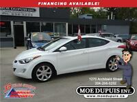 2013 Hyundai Elantra Limited w/Navi,LOADED!!LOADED!!