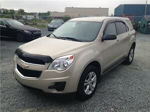 2011 Chevrolet Equinox LS ALL WHEEL DRIVE