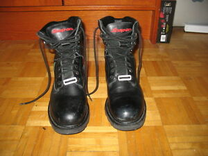 SnapOn Work Boots - $35