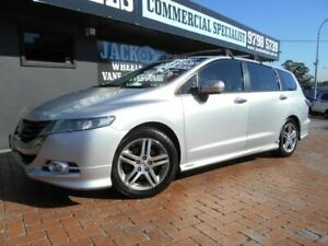 2011 Honda Odyssey RB Luxury Silver 5 Speed Automatic Wagon Croydon Burwood Area Preview