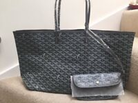 Goyard tote handbag variety colours comes with coin purse