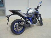 2016 Yamaha MT-03 (MT03LA) (abs) 300CC Sports 321cc Carrum Downs Frankston Area Preview