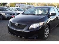 2010 Toyota Corolla CE*NO ACC*1 OWNER*3 YEARS WARRANTY INCLUDED*