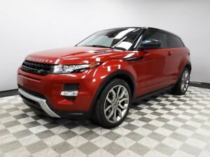 2014 Land Rover Range Rover Evoque Dynamic Coupe - CPO 6yr/16000