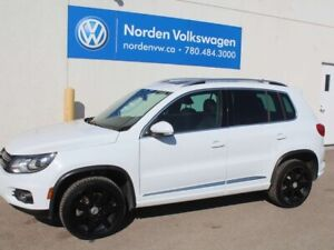 2015 Volkswagen Tiguan HIGHLINE R-LINE 4MOTION AWD - LEATHER / T