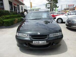 1995 Holden Special Vehicles Clubsport VS Black 5 Speed Manual Sedan North Parramatta Parramatta Area Preview