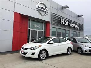 2012 Hyundai Elantra GL  **LOW KMS** heated seats