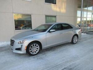 2015 Cadillac Berline CTS Traction intgrale