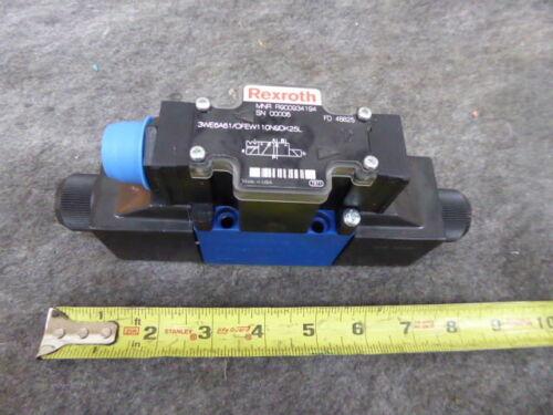 Rexroth R900934194 Hydraulic Directional Valve 3WE6A61/OFEW110N9DK25L