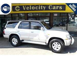 1998 Toyota 4Runner Hilux Surf 5D 99K's Turbo-Diesel 4WD NO ACCD