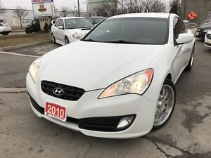 2010 Hyundai Genesis Coupe LOADED EXHAUST ACCIDENT FREE VERY CLE