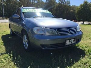 2005 Nissan Pulsar N16 MY04 ST-L 4 Speed Automatic Sedan Clontarf Redcliffe Area Preview