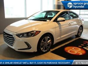 2017 Hyundai Elantra GLS, APPLE CARPLAY, BLIND SPOT