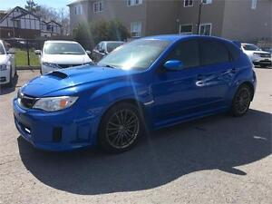 2013 Subaru WRX Limited | Hatchback |
