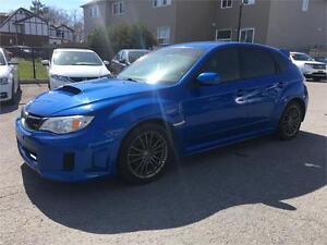 2013 Subaru WRX Limited | Hatchback |