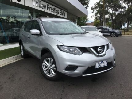 2016 Nissan X-Trail Silver Constant Variable Wagon Traralgon Latrobe Valley Preview