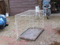 large dog kennel/cage-First $40 FIRM