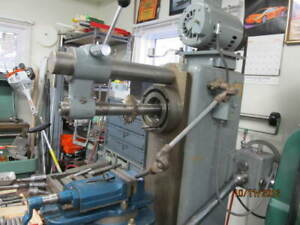 SENIOR VERTICAL – HORIZONTAL MILLING MACHINE WITH COOLING SYSTEM