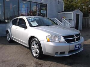2009 DODGE AVENGER SXT * POWER SEATS * NEW TIRES * LOADED *