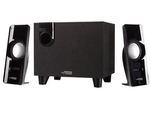 MINT Nexxtech 2.1 Channel PC Speaker System
