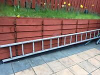17FT LADDER FOR SALE. ONLY £45!