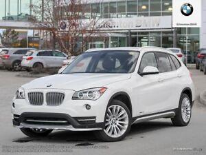 2015 BMW X1 xDrive28i w/ parking sensors