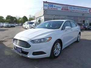 2015 Ford Fusion SE ECO BOOST SUNROOF BACK UP CAMERA BLUETOOTH